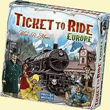 Ticket To Ride: Europe (Ticket To Ride Travel compare prices)