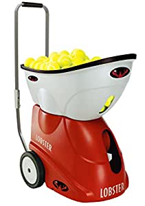 Lobster Sports Elite Grand Iv Portable Tennis Ball Machine
