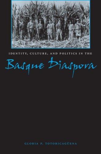 Identity Culture And Politics In The Basque Diaspora The Basque Series087417807X