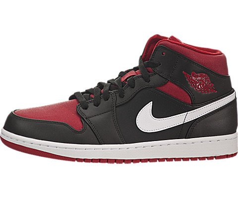 Nike Jordan Mens Jordan 1 Mid Basketball Shoe