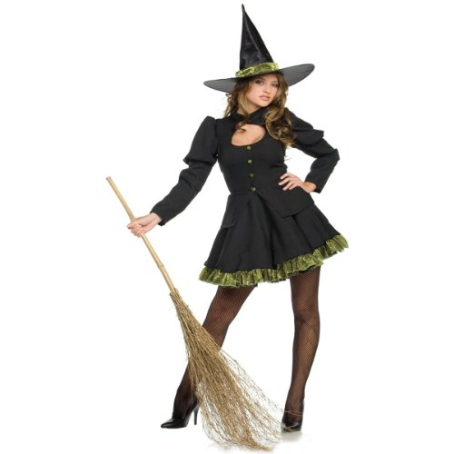 Totally Wicked Costume - Large - Dress Size 12-14
