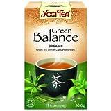 Yogi Tea Green Balance 17bag (Pack of 6)