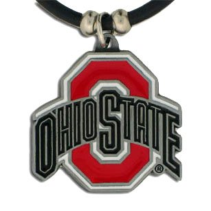 College Logo Pendant - Ohio State Buckeyes College Logo Pendant - Ohio State Buckeyes