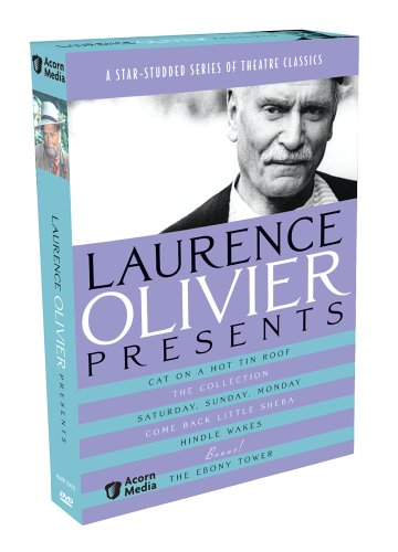 Laurence Olivier Presents: Cat On A Hot Tin Roof / The Collection / Hindle Wakes / Come Back, Little Sheba / Saturday, Sunday, Monday / The Ebony Tower