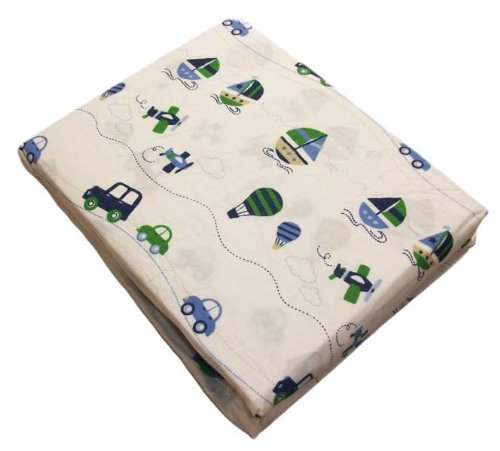 Cambridge Fitted Sheet by Kidsline