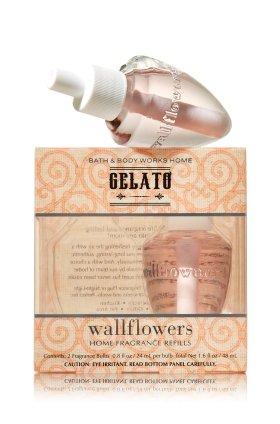 Bath & Bodyworks 'Gelato' Wallflower Refills - 2 Pack свеча bath