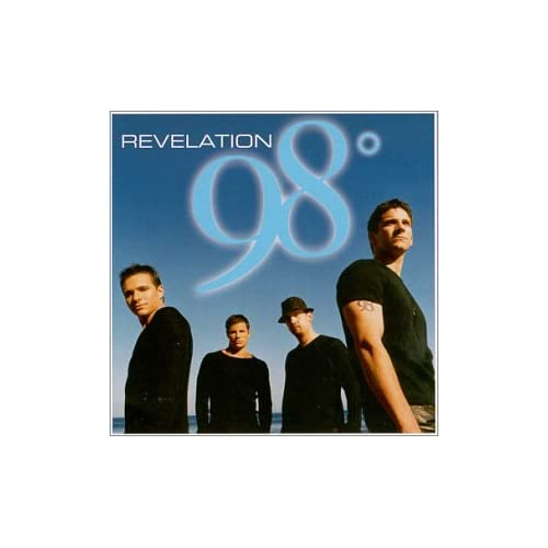 (Pop) 98 Degrees - Revelation - 2000, APE (image+.cue), lossless