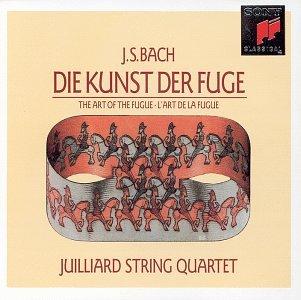 Art Of The Fugue Bach,J.S. / Juilliard Quartet