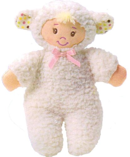 Gund Plush Baby Doll Gigglers Lamb