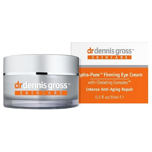 Dr. Dennis Gross Skincare Hydra-Pure Firming Eye Cream 0.5 fl oz (15 ml)