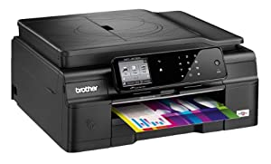 Brother MFC-J870DW A4 Colour Inkjet Wireless Multifunction Printer (Print/Scan/Copy/Fax)