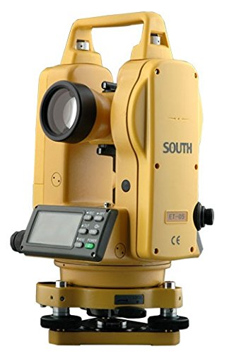 South ET-02 2 Electric Theodolite (Color: Yellow, Tamaño: 16 inches)