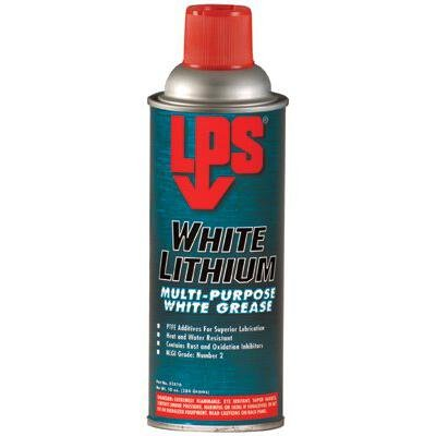 LPS White Grease - 10 oz Aerosol Can - 03816 [PRICE is per CAN] (Lps Grease compare prices)