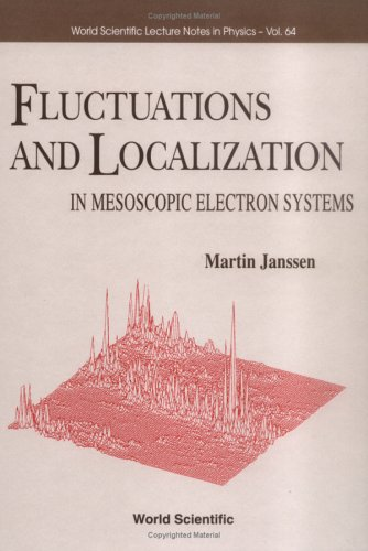 Fluctuations And Localization In Mesoscopic Electron Systems