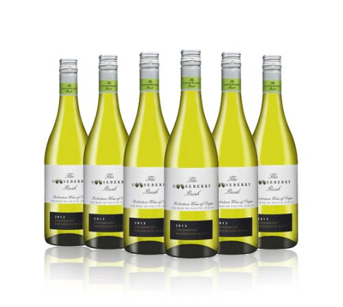 Gooseberry Bush White Wine South African Colombard Sauvignon Blanc 2013 75cl (Case of 6)