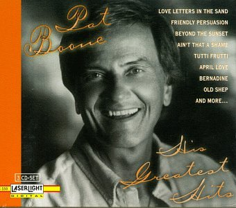 Pat Boone - Pat Boone - His Greatest Hits - Zortam Music