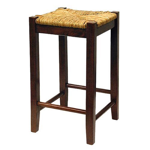 Alec Rush Seat Counter Stool Set Of 2 Cheap Bar Stools