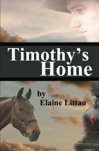 Timothy's Home: Nan's Heritage Series: Volume 5