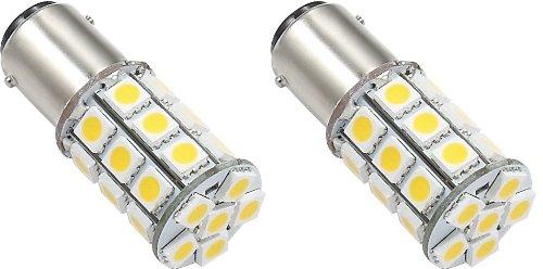 2 X Led Green Value Led 25006V-02 1076 Base Tower Led Replacement Bulb 250 Lum 8-30V Natural White