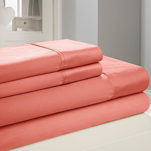 Coral Bedding Queen 2714 front