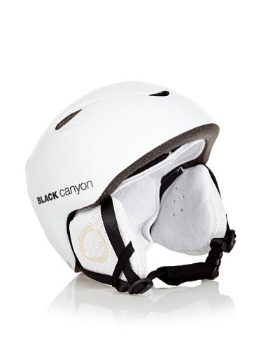 Black Canyon Kinder und Jugend Skihelm Hintersee, Weiß, XS, BC39240MW