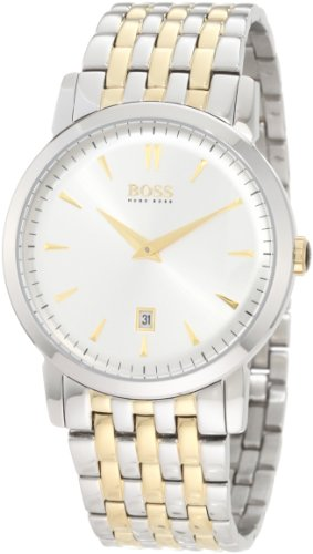 Hugo Boss Men's 1512721 HB1013 Classic Ultra Slim Watch