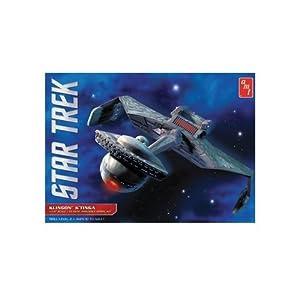 3 X 1/537 Star Trek Klingon K'tinga