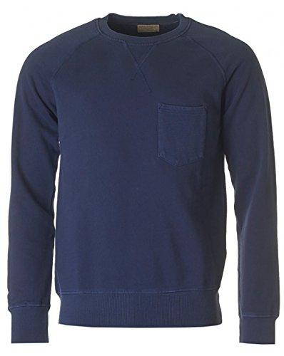 nudie-jeans-samuel-washed-crew-neck-sweat-blue-xl