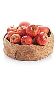 Bambu Home Adjust-a-Bowl Medium Soft Cork Bowl (Natural)