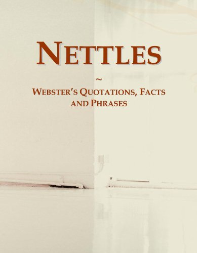 Nettles: Webster's Quotations, Facts and Phrases