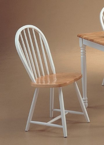 Set of 4 Country Windsor Kitchen Furniture Dining Chair/Chairs