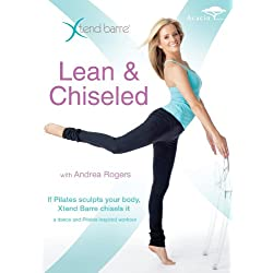 Xtend Barre Lean & Chiseled [Edizione: Germania]
