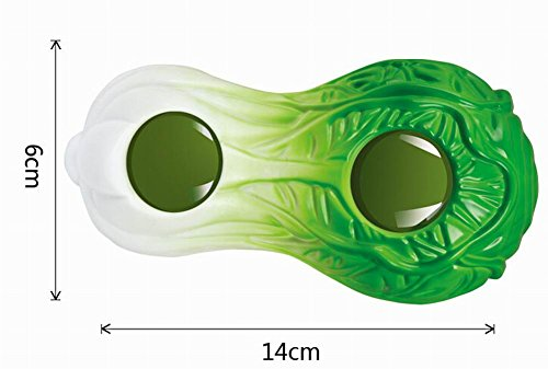 Kids Toy Binocular Telescope Outdoor Science Explore Educational Toy Cabbage