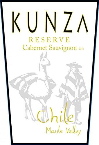 2011 Kunza Reserve Maule Valley Cabernet Sauvignon 750 Ml