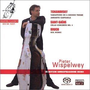 Tchaikovsky, Saint-Saëns, Bruch: Cello Works [Hybrid SACD]