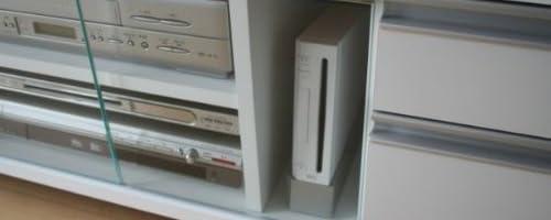 テレビ台 ローボード 送料無料!新商品 高級鏡面仕様! 任天堂 WII 対応 テレビ台 テレビボード ホワイト JS124WH