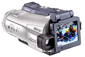 Sony DCRIP220 MicroMV 2.11-MegaPixel CCD Bluetooth Camcorder