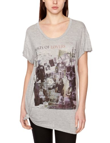 Religion Ghost Of Lovers Printed Women's Top