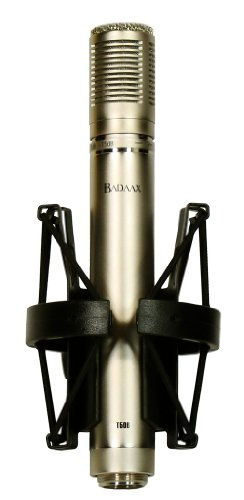 Bad Aax T 50B Vacum Tube Condenser Microphone With Power Supply/Shockmount And Cable.