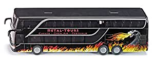 Siku 3732 Setra - Bus Gran Turismo a due piani
