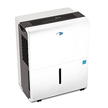 Whynter RPD-311DW Elite D-Series Energy Star Portable Dehumidifier, 30-Pint