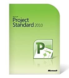 Microsoft Project  Standard 2010