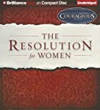img - for The Resolution for Women   [RESOLUTION FOR WOMEN 4D] [Compact Disc] book / textbook / text book