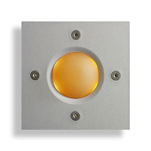 Spore Square LED Doorbell Button (Nutone Doorbell Button Bulb compare prices)