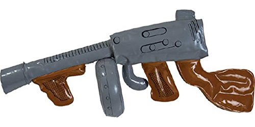 Rubies Costume Co Women's Inflatable Machine Gun Multicoloured One Size