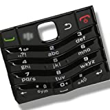 Brand New UK Keyboard Keypad Key Keys Button Buttons Cover for BlackBerry Pearl 3G 9105