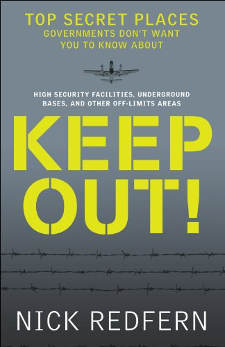 Nick Redfern - Keep Out!