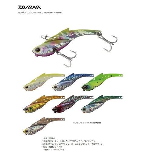 ダイワ(Daiwa) ルアー モアザン リアルスティール 26 ディリアクションの商品画像