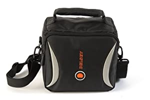 Delsey Rondo 32 Camera Bag Round Black
