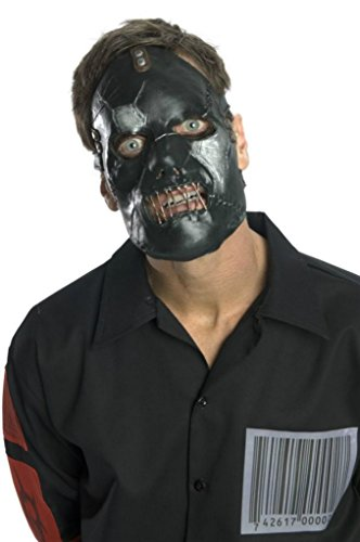 Slipknot Paul Heavy Metal Band Scary Latex Adult Halloween Costume Mask